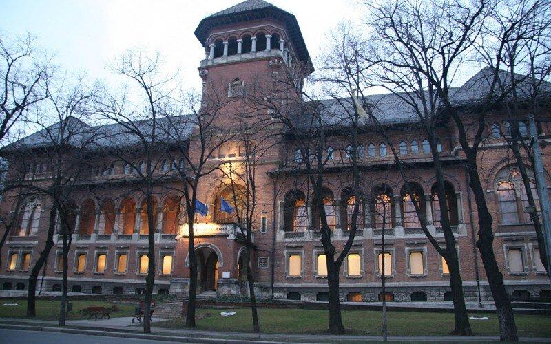 Muzeului Naţional al Ţăranului Român