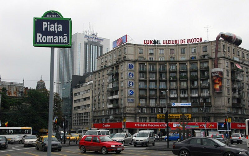Romana Plaza in Bucharest