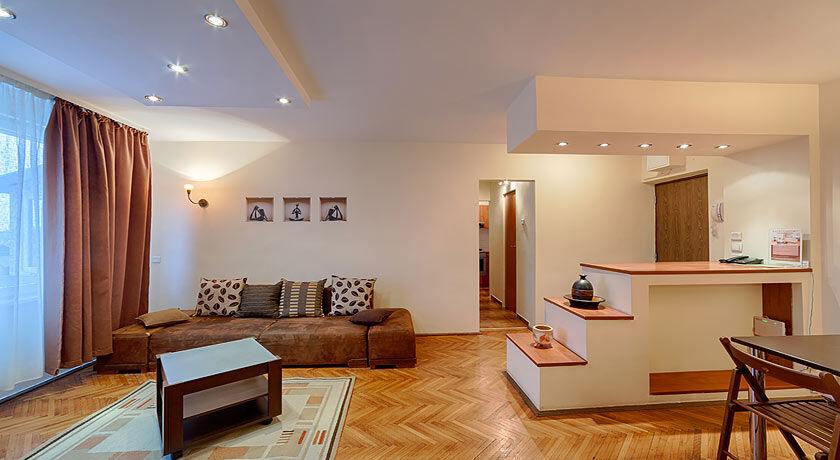 Hilton apartment 1 bucharest apartments for Bucharest apartments