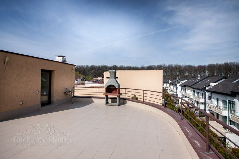 Roof terrace bucharest apartments for Bucharest apartments