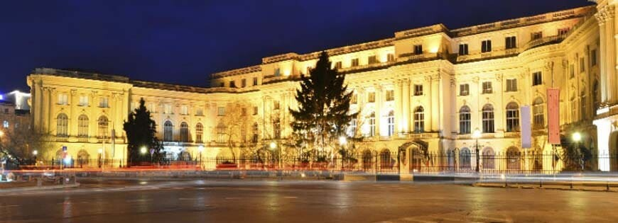 calea victoriei square palace