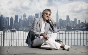 Picture of singer Andrea Bocelli