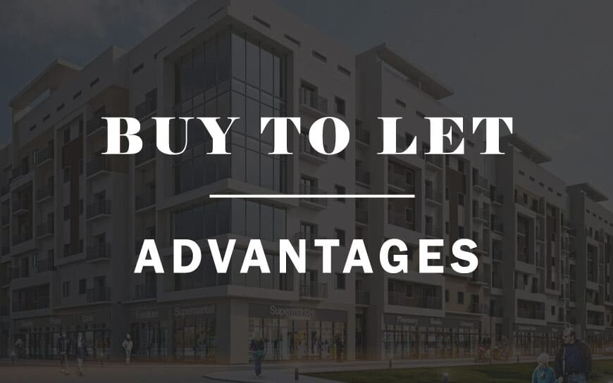 ADVANTAGES OF BUY TO LET BANNER