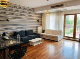 Floreasca Lake 3 Rooms for Rent